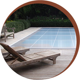 Poolabri abris piscine plats for Prix abri piscine plat