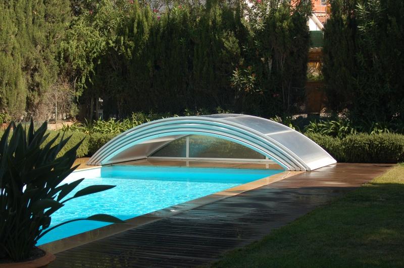 abri piscine amovible occasion