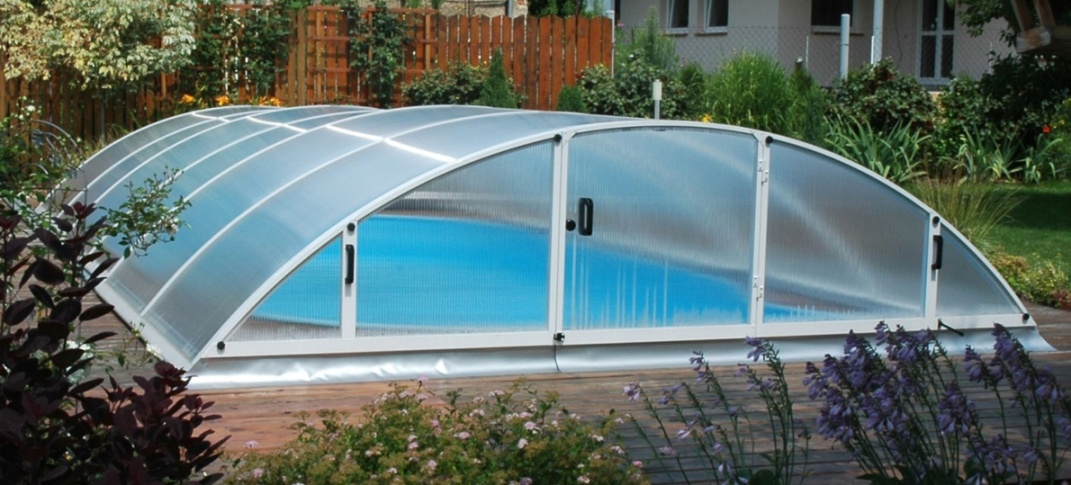 Poolabri abri piscine en kit telescopique for Prix piscine 10x5