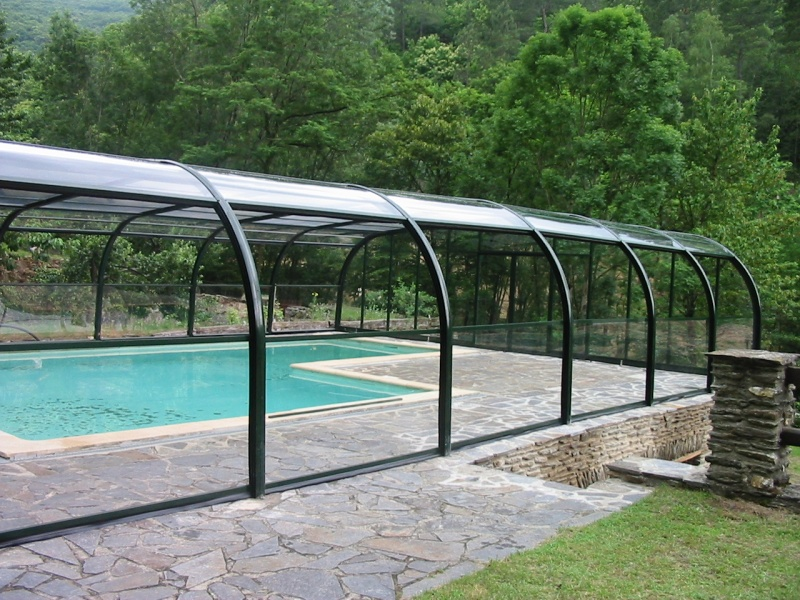 Poolabri abri piscine haut fixe for Abri de piscine 33