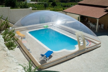 Poolabri abri piscine gonflable for Abris de piscine occasion