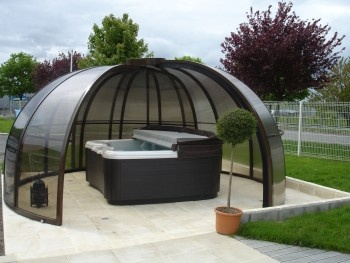 poolabri abri spa rotonde. Black Bedroom Furniture Sets. Home Design Ideas